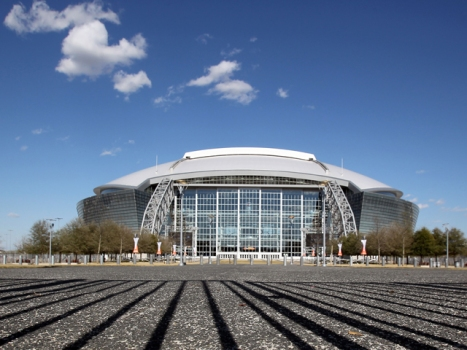 Dallas Plays Second Fiddle to Arlington Events