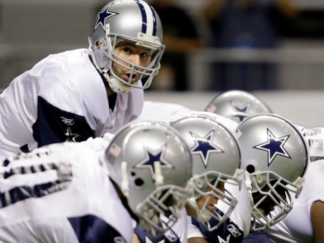 The One Thing Tony Romo Did Wrong Friday Night
