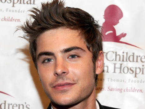 Zac Efron Turns To Crime To Rough Up His Image