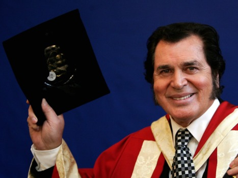 Engelbert Humperdinck: Why I Should Judge Idol
