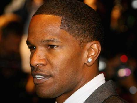 "Jamie Foxx Is ""Motherf***** Jones"""