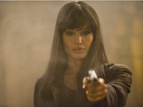 "Angelina Jolie Makes You Forget ""Salt"" Originally Targeted Tom Cruise"