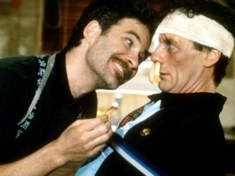 "Kevin Kline: The English Love Brit-Bashing Otto from ""Wanda"""
