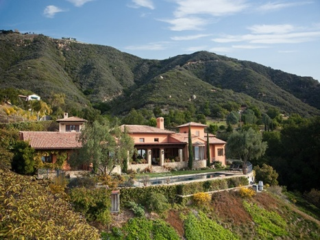 $5,950,000 for Ocean Views in Montecito