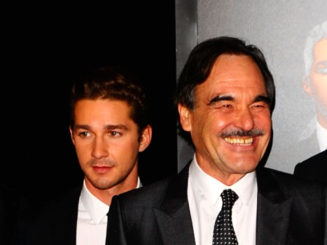 Shia LeBeouf: Still Has Big Love for Oliver Stone After Ego-Bruising
