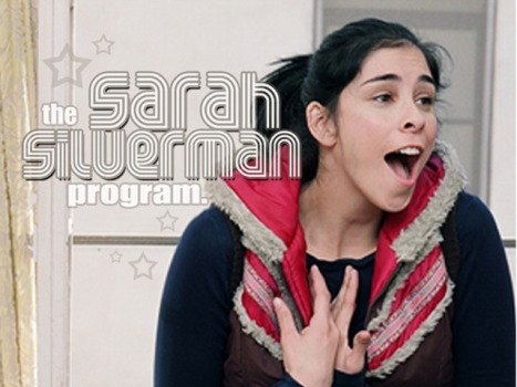"""The Sarah Silverman Program"" Tells Its Last Poop Joke"