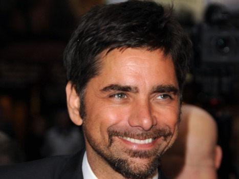 "John Stamos Going Full Dental in ""Glee"""