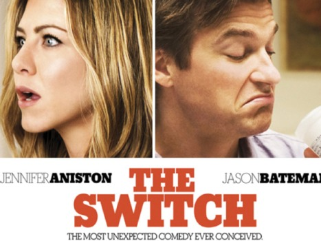 "How the Filmmakers Conceived the Surprising Poster for ""The Switch"""