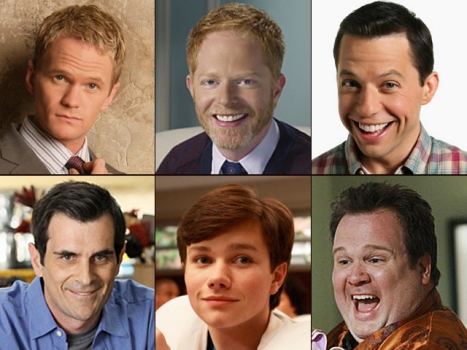 The 2010 Emmys: Handicapping the Race for Supporting Actor In A Comedy