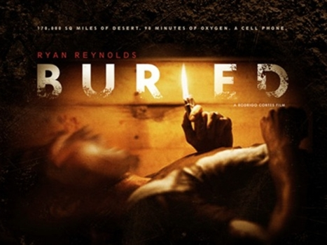 "Lionsgate Digs ""Buried"""