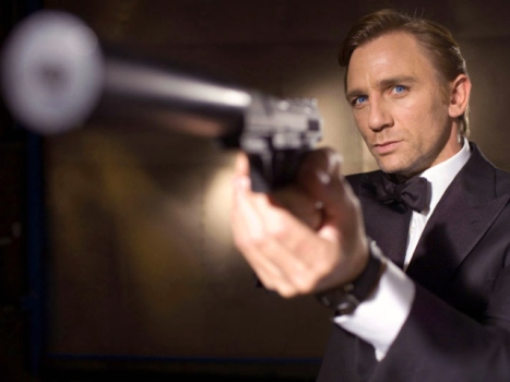James Bond Gunning for Sam Mendes