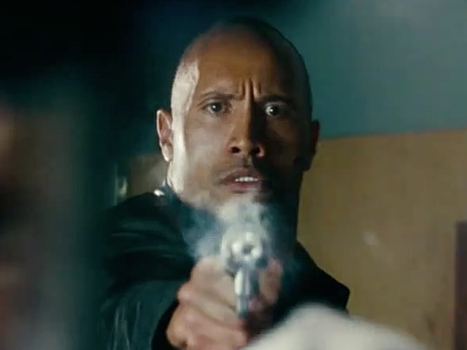 "Dwayne Johnson's ""Faster"" Trailer a Clinic in Vengeance"