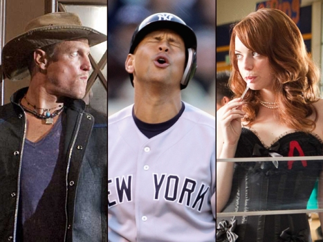 A-Rod May Join Emma Stone, Woody Harrelson in Film