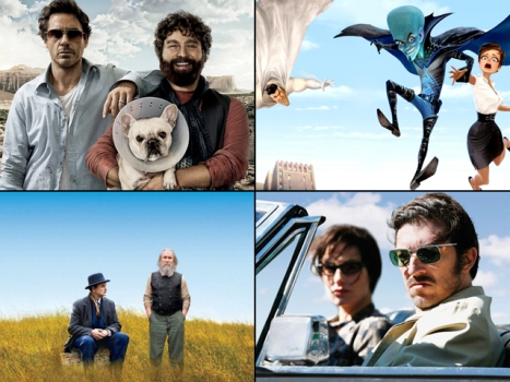"New on Home Video: ""Due Date,"" ""Get Low,"" ""Megamind"" and ""Mesrine"""