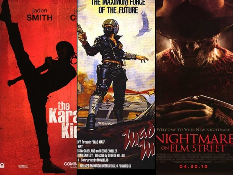 "Now On Home Video: ""Karate Kid,"" ""Mad Max"" and Freddy Krueger"