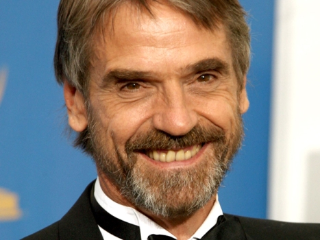 "A ""Margin Call"" for Jeremy Irons"