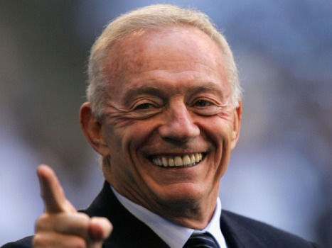 Cowboys Stadium Wildly Successful In Making Jerry Even More Rich Than You