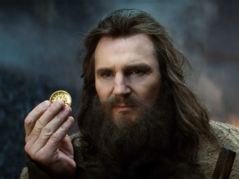 "Liam Neeson Alone in Excitement for ""Clash of the Titans"" Sequel"