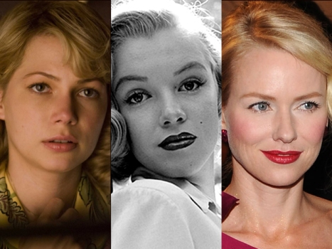 Dueling Marilyns: Michelle Williams and Naomi Watts
