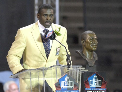 A Look Back at Michael Irvin's Redemption Song