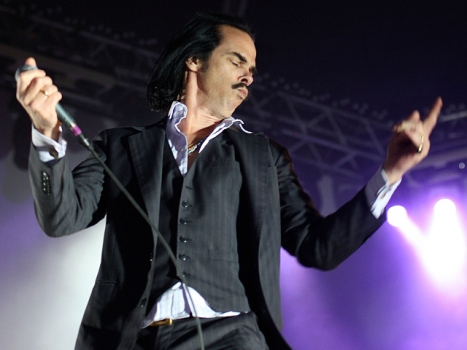 "Nick Cave Rewriting ""The Crow"" Remake"