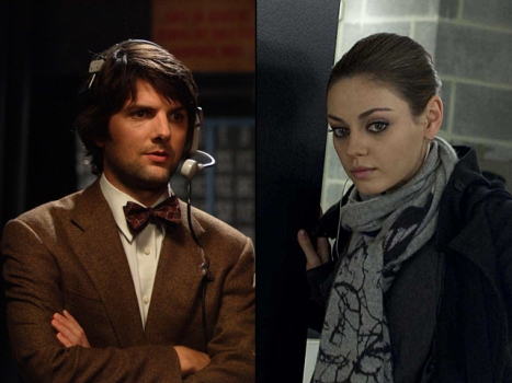 "Mila Kunis, Adam Scott Being Wooed to Join Mark Wahlberg in ""Ted"""