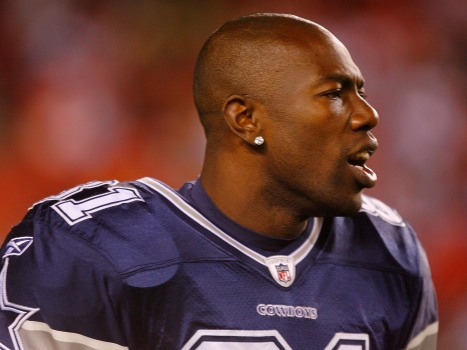 T.O. Still Talking About the Cowboys