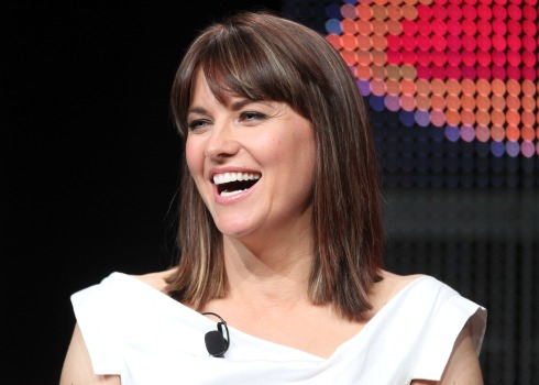 "Lucy Lawless Bares All About the New Season Of ""Spartacus"""