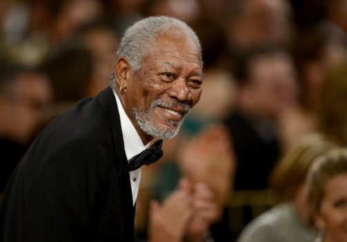 Morgan Freeman Brings Magic to 'Belle Isle'