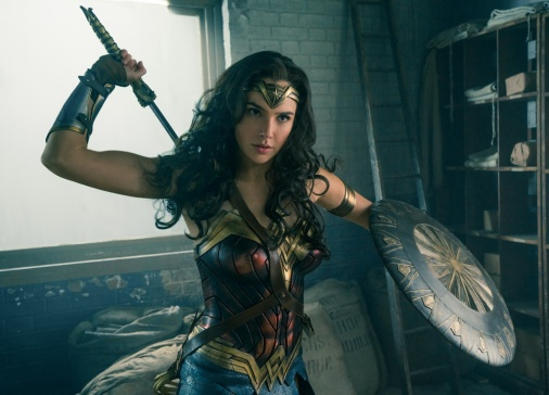Wine and Movies: Wonder Woman, The Post, Lady Bird