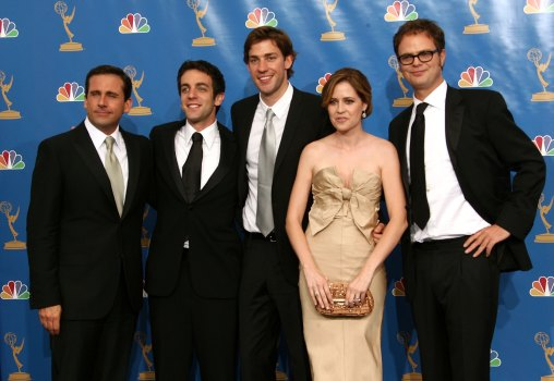 John Krasinski: 'The Office' Cast Is Still Processing Steve Carell's Exit