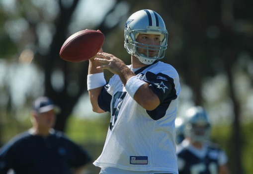 "First Outdoor Practice ""A Big Transition"" For Cowboys"
