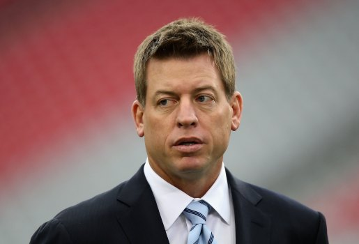 Aikman: I Wouldn't Encourage My Son To Play Football