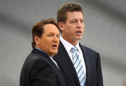 Report: Aikman May Chair Next Super Bowl Committee