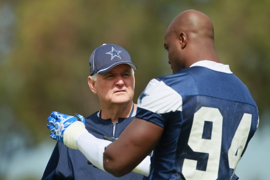 "DeMarcus Ware Discusses ""Really Productive"" Players' Meeting"