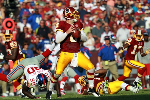 Are Redskins Equal to Bills, Lions?