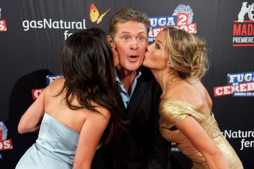"David Hasselhoff Adds Bite to ""Piranha 3DD"""