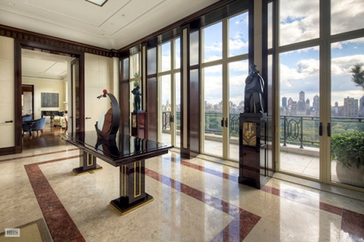 $88M Penthouse Sells to 22-Year-Old Russian