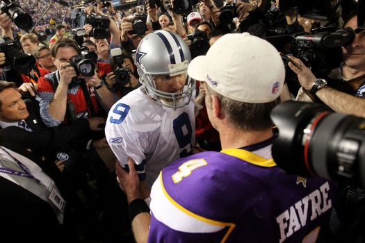 Cowboys, Vikings Share Similar Woes