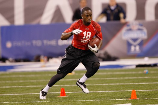 Cowboys in Indy For 2011 Combine