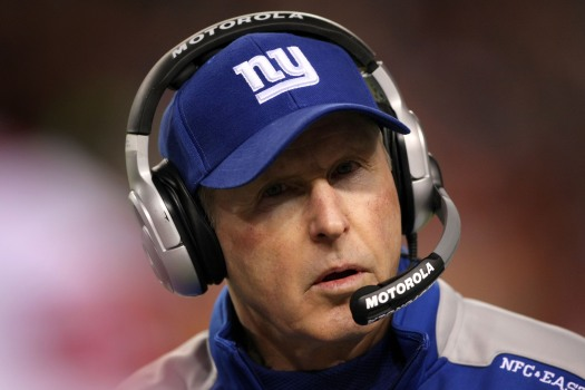Coughlin Unhappy With NFL's Approach To Flozell Situation