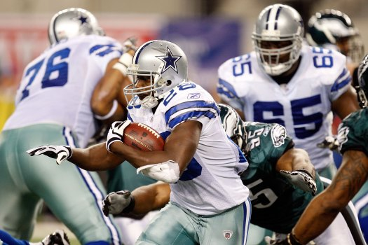 Cowboys Committed To Current RB Situation