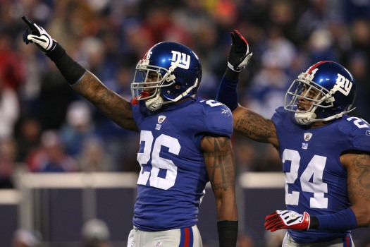 New York Comes Up Giant Against Dallas, 31-24