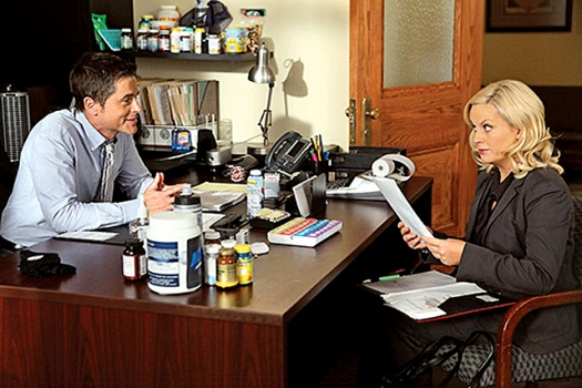 "Rob Lowe Signs on Full-Time for ""Parks & Rec,"" Nicole Holofcener to Direct an Episode"