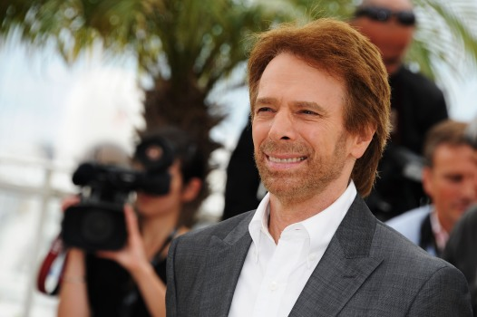 "Jerry Bruckheimer On Plans For ""Top Gun 2"" and ""The Lone Ranger"""