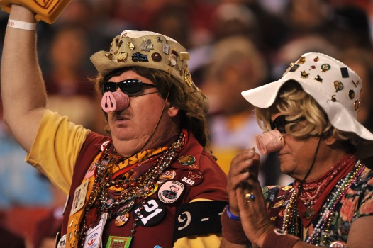 Redskins Suing Fans Over Season Ticket Disputes