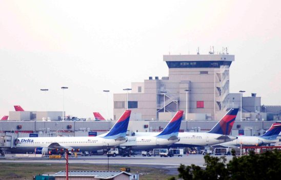 Power Outage At Atlanta Airport Causing Delays In DFW