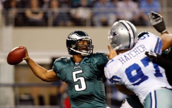 McNabb Deal Shakes Up NFC East