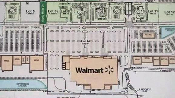 Walmart Supercenter Coming To Sw Fort Worth Nbc 5 Dallas Fort Worth