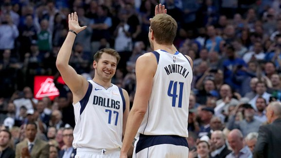 brand new dc218 60584 Dallas Mavs GM Shares Thoughts on Dirk Nowitzki